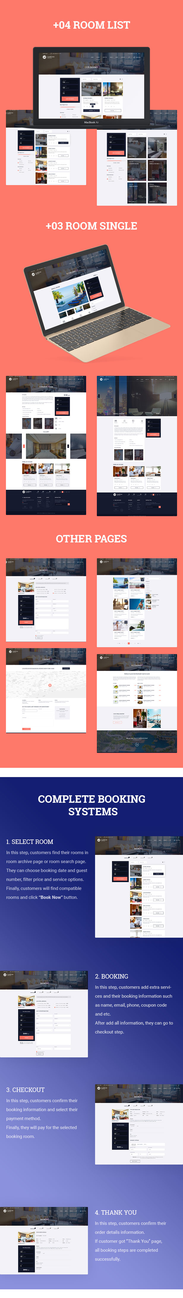 LordCros - Hotel Booking WordPress Theme - 5