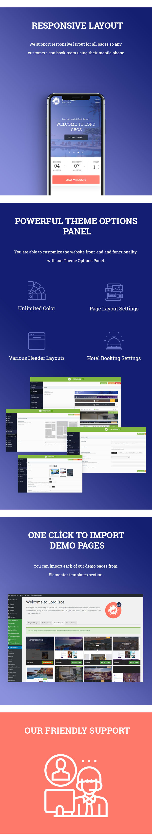 LordCros - Hotel Booking WordPress Theme - 7